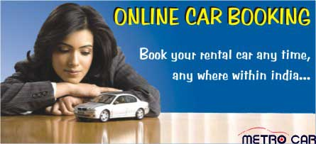 Online car booking in Jodhpur