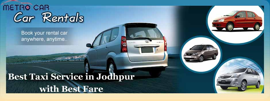 Best Taxi Service in Jodhpur