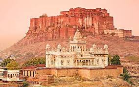 Mehrangarh Forth with Taxi Service in Jodhpur