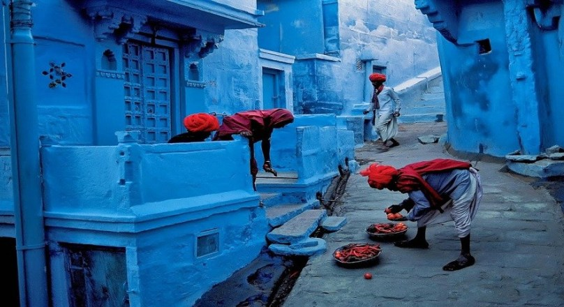 Visit Traditional Blue City with Jodhpur Taxi Service