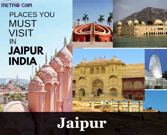 car rental jaipur