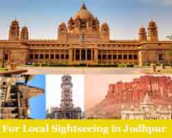 Jodhpur sightseeing Tour