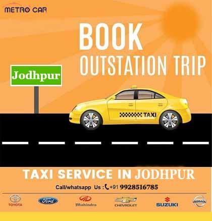 taxi service in jodhpur for outstation