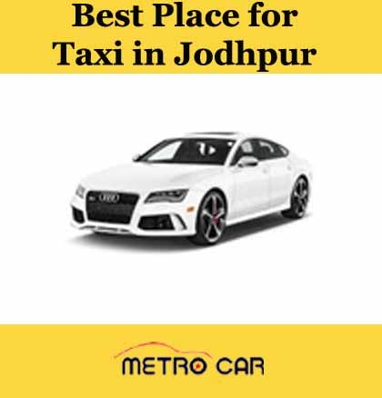 Metro Car Best Place for taxi in Jodhpur